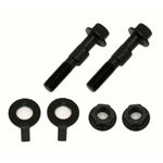 BMR Suspension 2005-11 Mustang Camber bolts, front, 2 degree offset