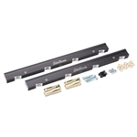 Edelbrock Aluminum LS1 Fuel Rails Small-block Chevy LS1 For Use With #29085 and Bosch Injectors