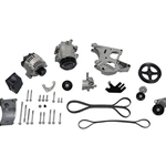 GM Accessory Drive System With A/C, All LS Engines