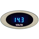 Dakota Digital Ion Series, Voltmeter