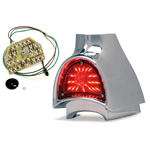Dakota Digital 1957 Chevy Car LED Tail Light Replacements