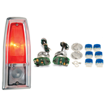 Dakota Digital 1966-67 Nova LED Replacement Tail Lights