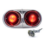 Dakota Digital 1958 Chevy Car/Biscayne LED Replacement Tail Lights