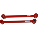 Spohn Rear Lower Control Arms - Tubular with Polyurethane Bushings - 2005+ Ford Mustang