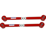 Spohn Rear Lower Control Arms - Tubular Adjustable with Polyurethane Bushings - 2005+ Ford Mustang
