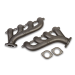 Hooker GM LS (Except LS7 & LS9) Cast Iron Exhaust Manifolds