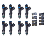 Bosch Design 4 Fuel Injector Set