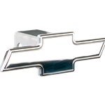 Billet Specialties Aluminum Hitch Cover - Bowtie Cutout