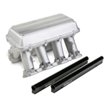 Holley EFI Hi–Ram Intake with Blank Configurable Top – For LS3/L92