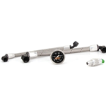 LSX™ FUEL LINE CONVERSION KIT W/ FUEL PRESSURE GAUGE ('98-'02 LS1 F-BODIES W/ FAST™ FUEL RAILS )