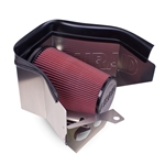 AIRAID Cold Air Dam Intake System, SynthaMax Dry Filter, Without Tube