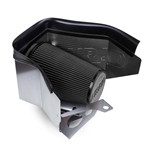 AIRAID Cold Air Dam Intake System, SynthaMax Black Dry Filter, Without Tube