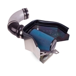 AIRAID Cold Air Dam Intake System, SynthaMax Blue Dry Filter, With Tube