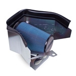 AIRAID Cold Air Dam Intake System, SynthaMax Blue Dry Filter, Without Tube