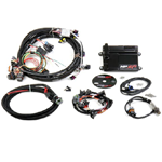 Holley HP EFI ECU & Harness Kit, GM LS1/LS6 (24x crank sensor), Includes Bosch O2 Sensor