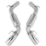 "Hooker Blackheart Axle-Back Exhaust Kit, 2010-2013 Camaro SS 6.2L- V8 304SS 3"" Axle-Back (With Mufflers) Exhaust Kit"