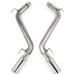"Hooker Blackheart Axle-Back Exhaust Kit 2014-2015 Camaro SS 6.2L- V8 304SS 3"" Axle-Back (Without Mufflers)"