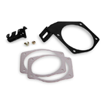 Holley Cable Bracket for 90 & 95mm Throttle Bodies on Factory or FAST Brand Car-Style Intakes