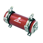 Aeromotive A750 Inline Fuel Pump, Red or Black