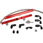 Aeromotive 99-04 GM LS1 Corvette Fuel Rail System with Fittings