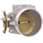 Edelbrock 90mm LS Series Throttle Body Without IAC or TPS (1100 cfm), Satin or Black