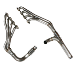 "Texas Speed & Performance 1-7/8"" 304 Stainless Steel Long Tube Headers & Y-Pipe, 2014  5.3L & 6.2L Chevy/GMC"