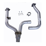 "SLP 2.5"" Replacement Y-Pipe for 2000-2002 LS1 Camaro & Firebird"