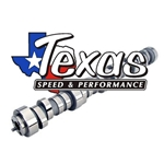 "Texas Speed Stage 2 High Lift 212/218 .600""/.600"" Truck Camshaft"