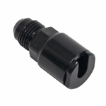 Russell Fitting, Push-On EFI, -6 AN Male x -16' SAE Quick-Disconnect Female, Choice of Blue or Black, Each