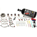 Nitrous Outlet Universal EFI Dual Stage Single Nozzle System