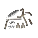 SLP Loud Mouth Exhaust System 1998-2002 LS1 F-Body