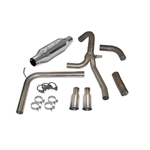 SLP Loud Mouth II for 1998-2002 LS1 F-Body, w/3.5 Slash Tip