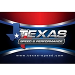 Texas Speed and Performance 4x6 Full Color Banner