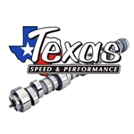 "Texas Speed Stage 1 Low Lift 208/214, .550""/.550"" Truck Camshaft"