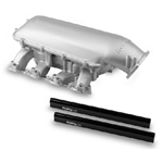 Holley 300-128 Mid-Rise Intake - GM LS3/L92 w/ 105mm Top