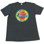 "Texas Speed & Performance ""Genuine TSP Parts"" Soft Style T-Shirt, Gray w/ Color Logo"