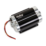Holley 12-1800 200 GPH Dominator In-Line Billet Fuel Pump, Up to 1,800 HP EFI