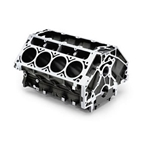 GM LSx 6.0L Cast-Iron Block