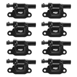 MSD 826583 Black GM L-Series Truck 8-Pack of Coils, '05-'09