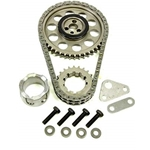 Rollmaster LS1 Heat-Treated, Double-Roller Adjustable Timing Set