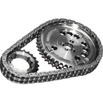 Rollmaster LS3 Double-Roller Adjustable Timing Set - 4X Cam Gear