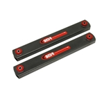 BMR Lower Control Arms, Boxed, Non-adjustable, Polyurethane Bushings