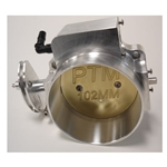 PTM 102mm Cable Driven Throttle Body