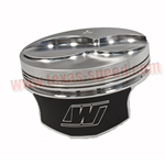 Wiseco -1.0cc Flat-Top Forged Piston Set