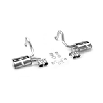 Magnaflow C5 Corvette Exhaust System, Axle Back
