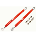 BMR Fabrication Chrome Moly Lower Control Arms, Dbl. Adjustable, Rod Ends