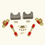 BMR Fabrication Rear Sway Bar Mount Kit, 3-3.25