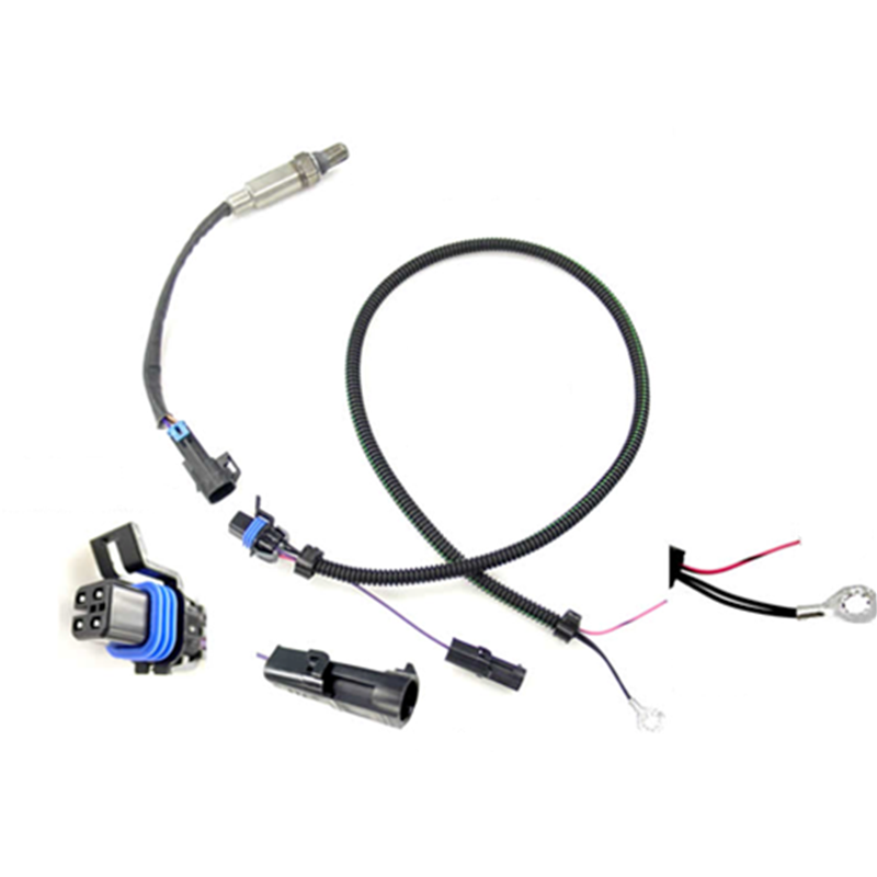 2589 caspers electronics heated o2 sensor retrofit kit for early 1 wire gm caspers wire harness at bayanpartner.co