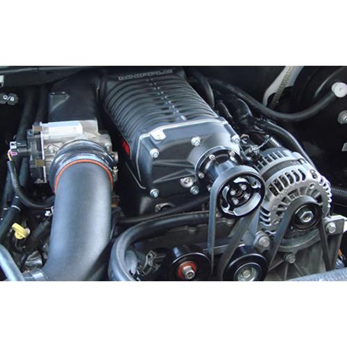 Whipple 07-13 GM Truck 5 3L SC Kit / Intercooled / 3 875