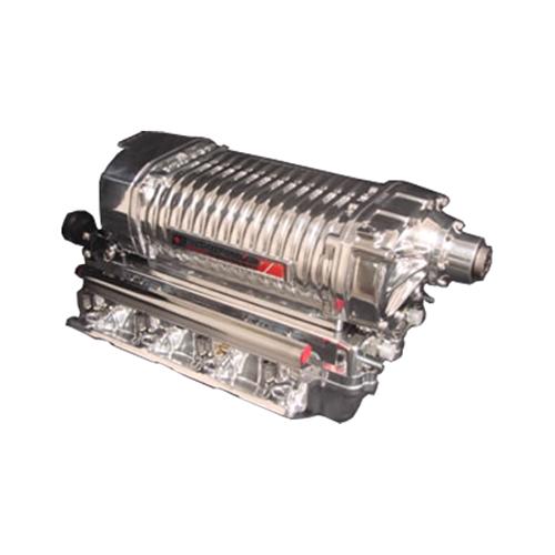 Whipple W245AX LS1, LS2, LS6 SC Tuner kit / 10-rib / 95mm inlet / 4 75